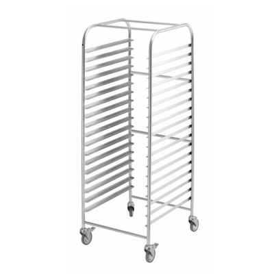 Simply Stainless Mobile Gastronorm Rack Trolley
