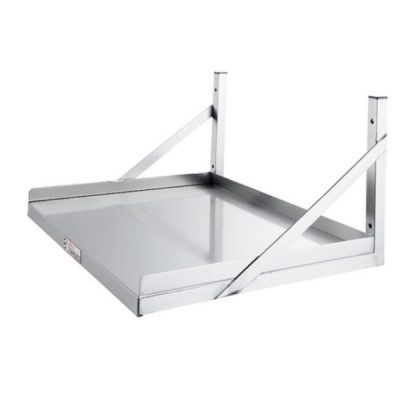 Simply Stainless 450mm Deep Microwave Shelf