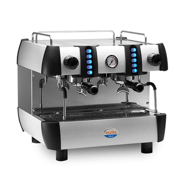 Conti Essika Two Group Compact Coffee Machine - Ambassador Catering  Equipment & Catering Equipment