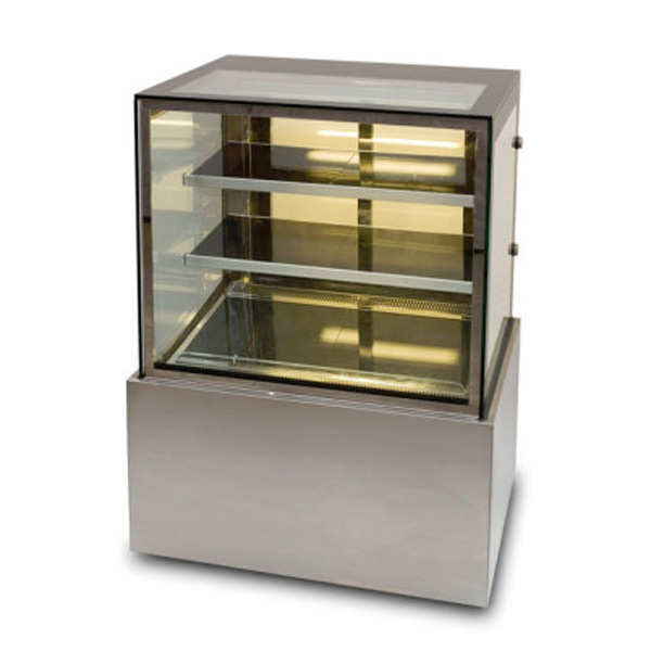 Anvil 1500 Long Square Glass Cake Display DSV0750