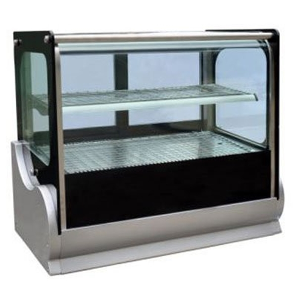 Anvil Aire Countertop Showcase Hot Display - 1500mm DGHV0550