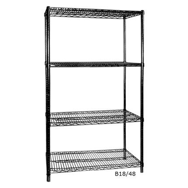 F.E.D. Four Tier Shelving B24/60