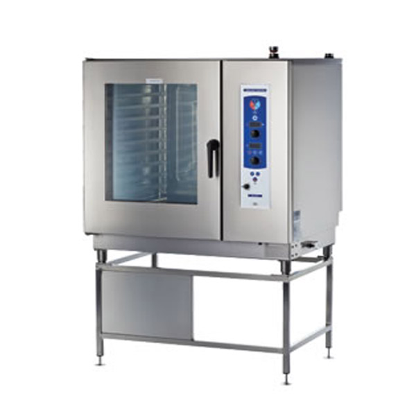 Blue Seal E20 Twenty Tray Gas Combi Oven