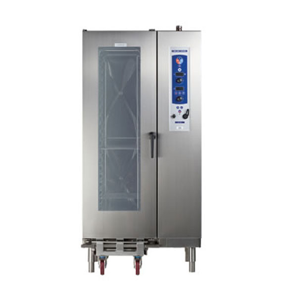 Blue Seal E21 Twenty Tray Gas Combi Oven