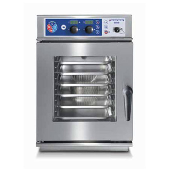 Blue Seal EC611 Six Tray Compact Electric Combi Oven