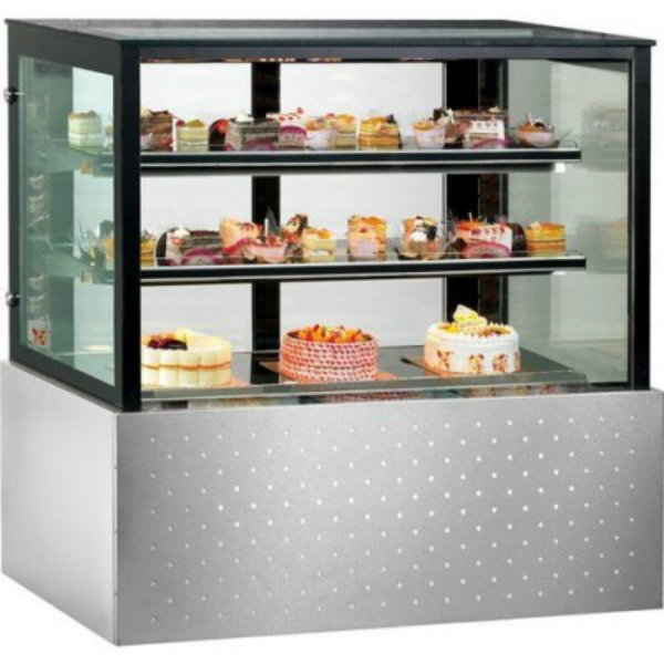 F.E.D. Belleview Chilled Food Display - 2000mm SG200FA-2XB