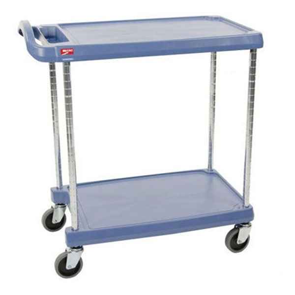 Metro Polymer My Cart Series Utility Carts ME.MY1627.24.BU