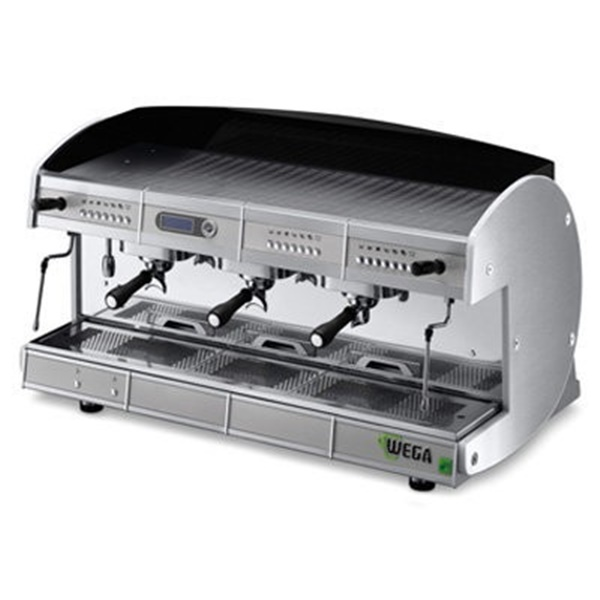 Wega Concept 3 Group Green Line Coffee Machine EVD3C