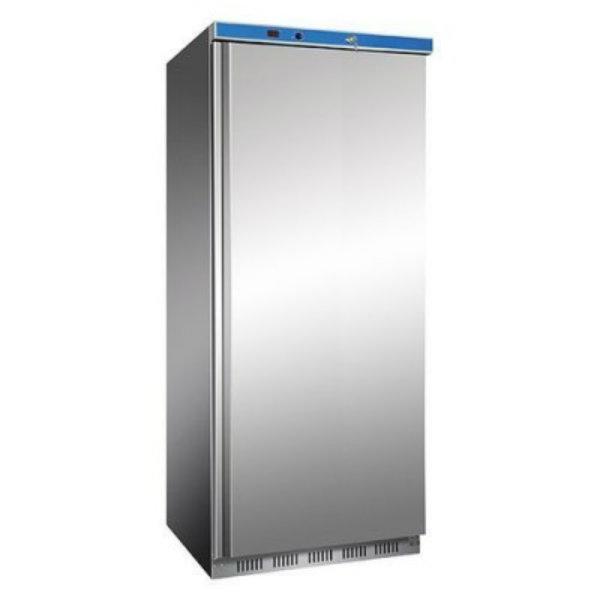 F.E.D. Solid Door Bar Fridge HR600 S/S