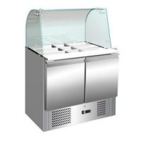 F.E.D. Two Door Compact Food Service Bar S900GC