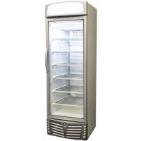 Bromic LED Glass Door Static Freezer w/Lightbox - 440 Litre UF0440LS