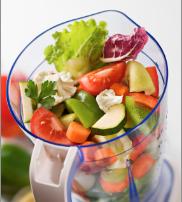 blender salad